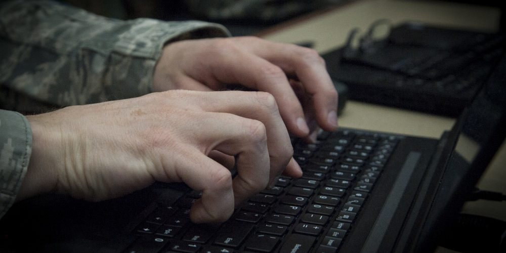 Source: DVIDS, https://www.dvidshub.net/image/4241135/afcyber-hosts-new-cybersecurity-foundry-course